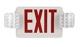 Exit Sign & Combo